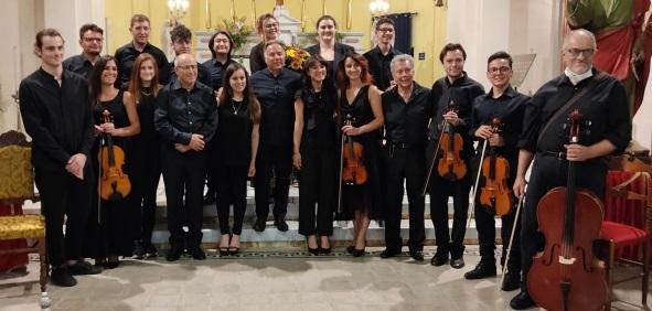 Vacanze luchesi, effetti speciali sulle note del grande cinema con il concerto dell'Istituzione Musicale Abruzzese