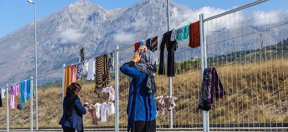 Aiuti per i profughi afghani, ad Aielli è attiva la raccolta di indumenti, prodotti per l'igiene e per i bambini