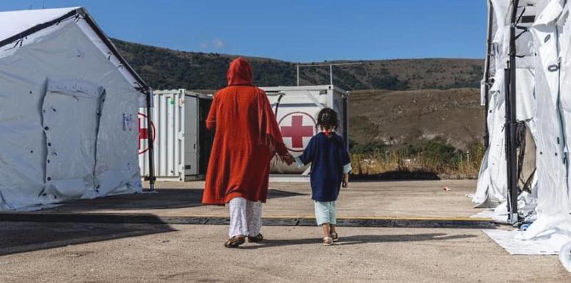 Aperto da oggi, a Carsoli, il centro per la raccolta di generi alimentari e prodotti per l'igiene personale per i profughi afghani