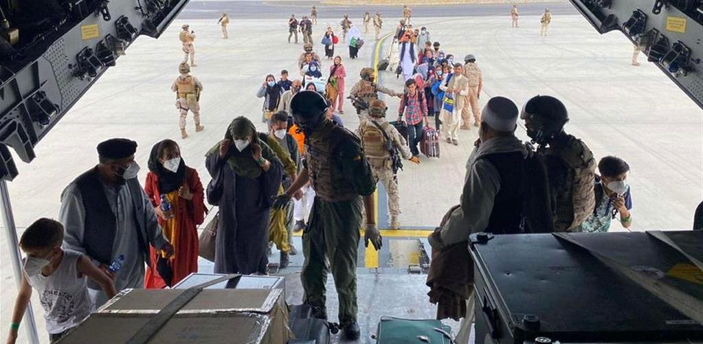 Punto solidale a Venere dei Marsi per la donazione di abiti nuovi o usati per i profughi afghani