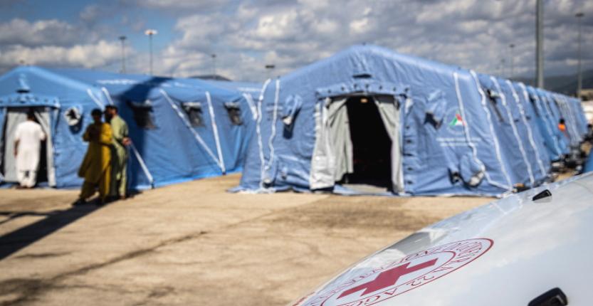 Profughi afghani ospitati ad Avezzano: vaccinazioni anti Covid verso quota 700