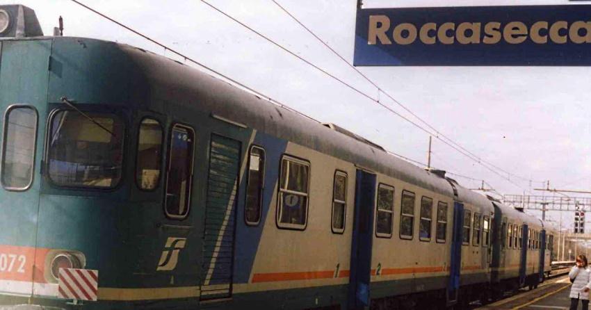Da oggi torna in servizio la linea ferroviaria Avezzano – Roccasecca