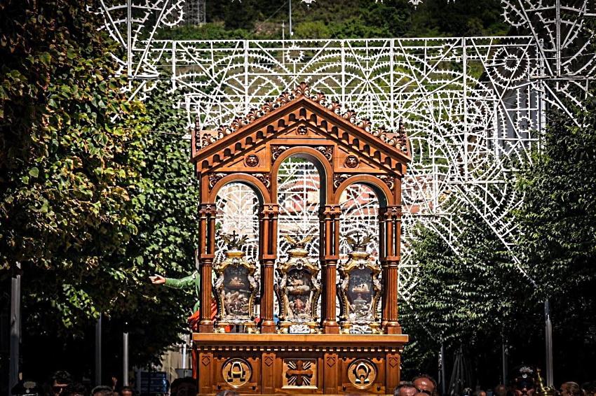 Festa dei Santi Martiri, i ringraziamenti e le raccomandazioni del Sindaco Santilli