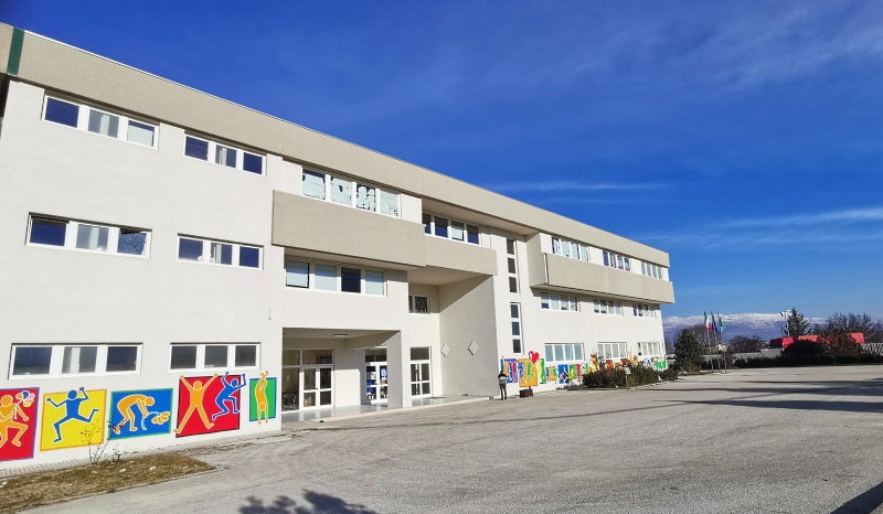 """Lavori nel plesso scolastico Don Bosco di Trasacco. Sindaco Lobene: """"turni a rotazione per gli studenti"""""""