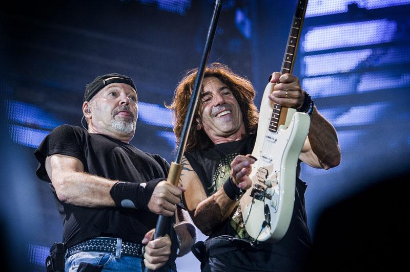 Il grande rock sbarca ad Avezzano con Stef Burns