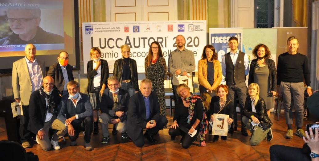 """Presentazione dell'antologia Racconti nella Rete al """"37° Festival Internazionale di Mezza Estate """" di Tagliacozzo"""