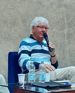 """Presentato a Palazzo Ducale l'ultimo libro """"e ancora Tagliacozzo. Fatti, personaggi, frammenti di vita fra cronaca e storia"""", di Gaetano Blasetti"""