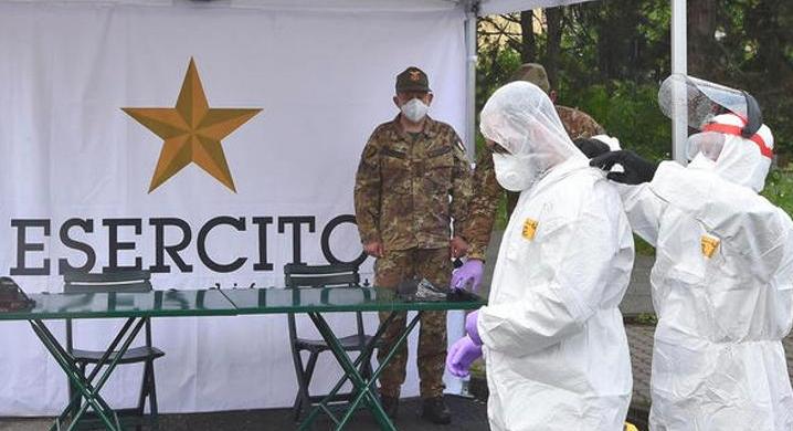 Vaccini anti Covid a Collarmele, in arrivo le unità mobili dell'Esercito Italiano