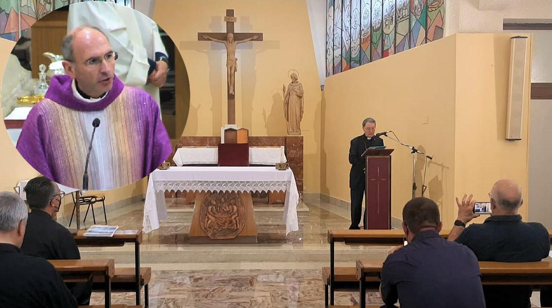 Martedì 21 settembre S.E. Mons. Giovanni Massaro verrà consacrato Vescovo