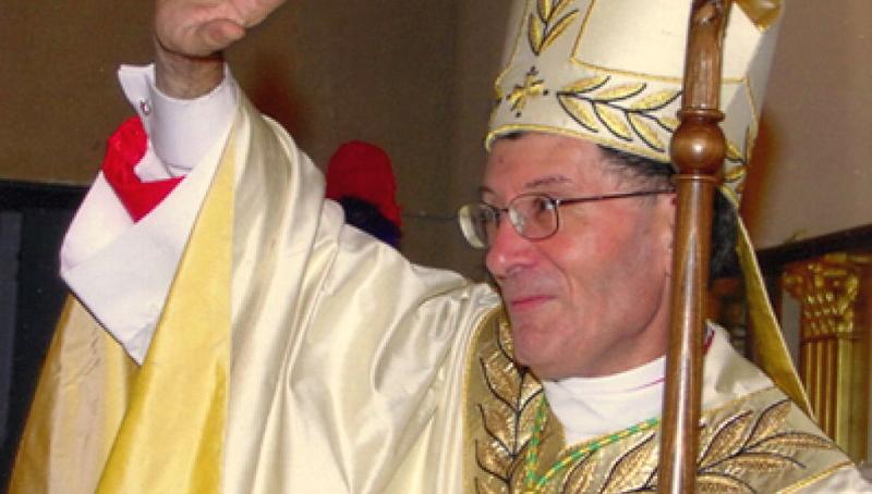 Il Vescovo Santoro si ritira a Rovere di Ovindoli, il benvenuto del Sindaco Angelosante