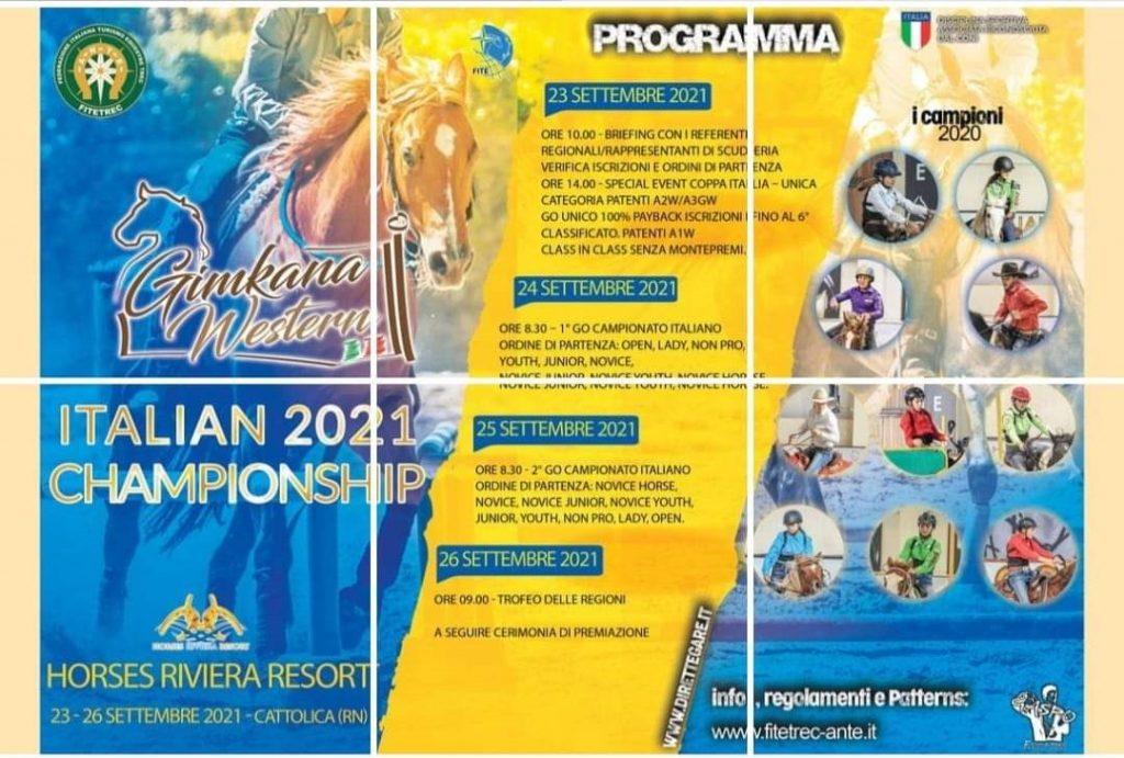 Campionato Italiano di Gimkana Western, qualificazione per i cavalieri dell'A.S.D. Scuderia Pulsoni di Avezzano