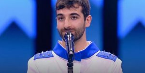 Il cantante aquilano 22:22 Matteo D'Innocenzo passa la prima selezione di X Factor 2021