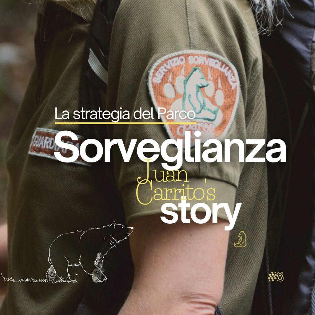 La strategia del Parco: sorveglianza per Juan Carrito