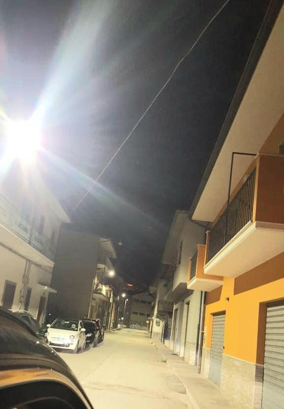 Nuova luce per le strade di Luco dei Marsi