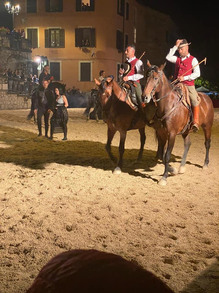 """Gran Galà Equestre di Cappadocia, Lorenzin: """"Nonostante la pioggia perfettamente riuscito"""""""