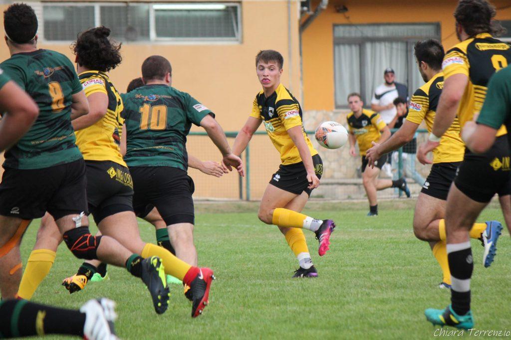 L'ISWEB Avezzano Rugby vince e convince: esordio in prima squadra per 4 giocatori dell'Under 19