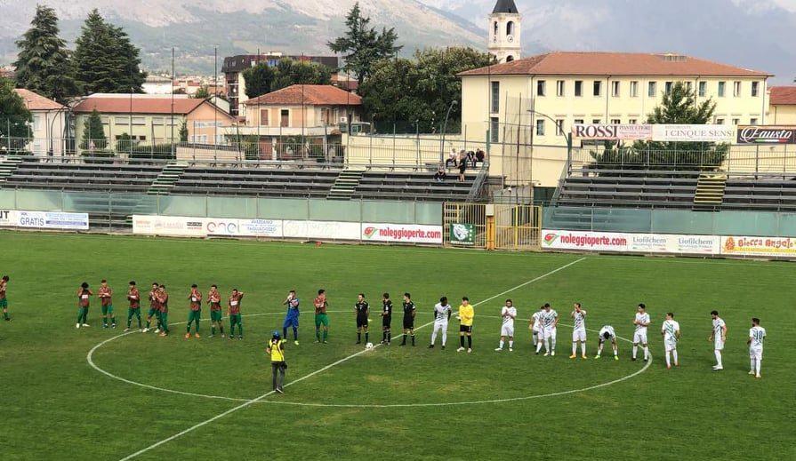 Seconda vittoria consecutiva dell'Avezzano Calcio, che trionfa contro l'Alba Adriatica per 3-0