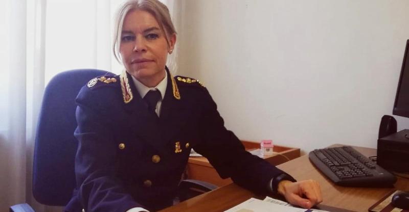 Cambio al vertice della Polizia Stradale di L'Aquila, oggi si è insediata la dott.ssa Daniela Pasqua