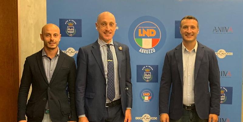 La Lega Nazionale Dilettanti calcio femminile sceglie Celano per la presentazione del Calendario 2021-22