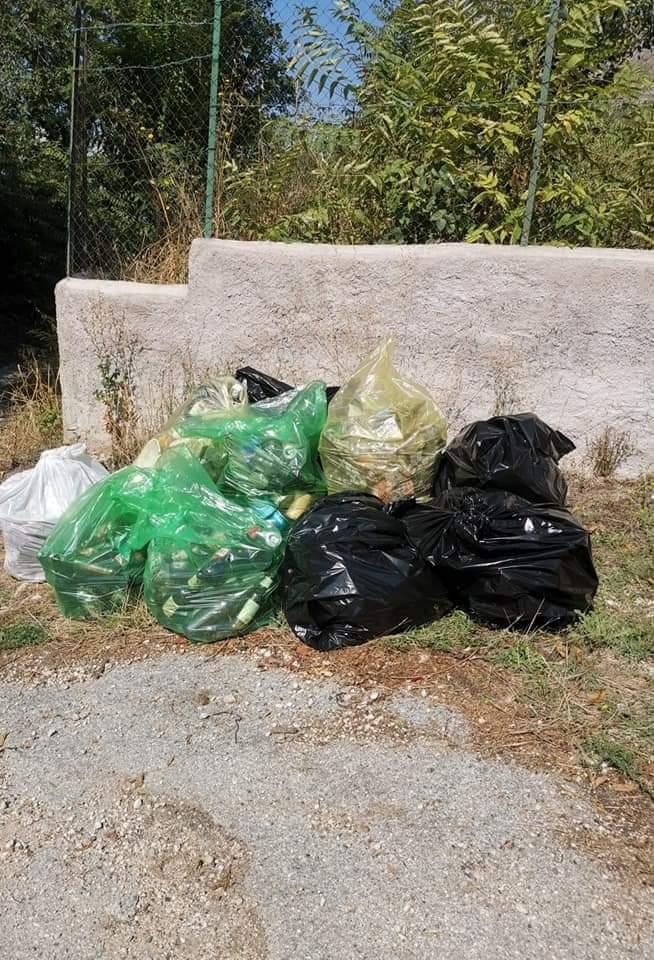 Grande successo per la giornata ecologica organizzata dalla Pro Loco di San Pelino