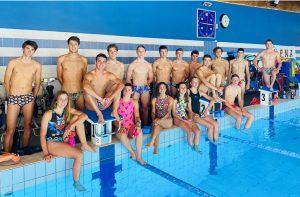 Triathlon: gli atleti della Nazionale Giovani concludono il camp alla Pinguino