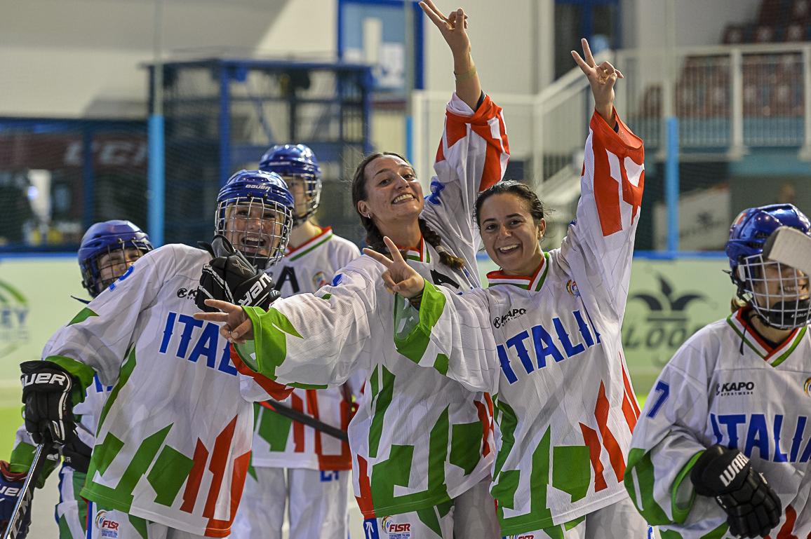 Mondiali Hockey Inline: l'Italia femminile batte il Messico 4 a 0 nella sfida per i piazzamenti