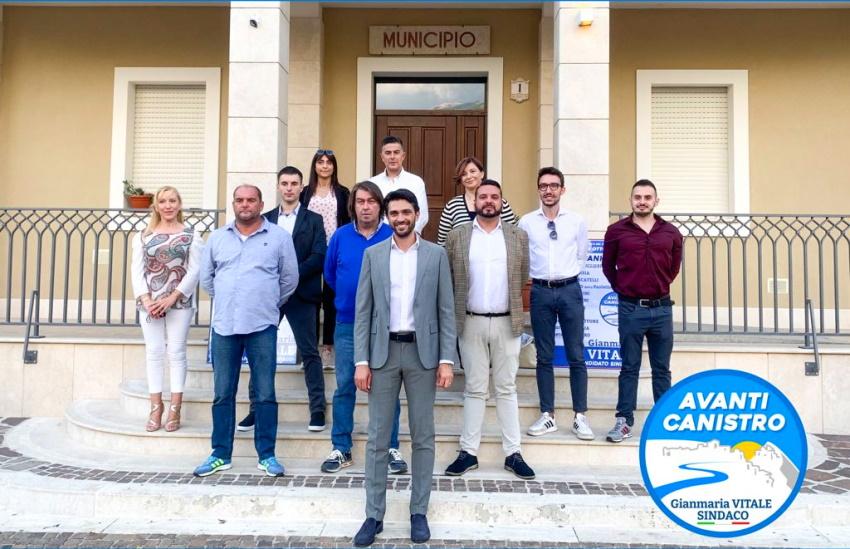 """Elezioni comunali, la lista """"Avanti Canistro"""" si presenta alla popolazione"""