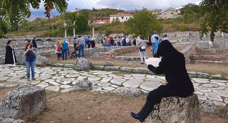 Terza giornata sperimentale di valorizzazione dei beni archeologici e culturali della Marsica
