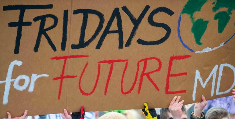 Gli studenti del Liceo Scientifico di Avezzano aderiscono al Fridays For Future