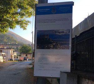 Nuova installazione della pubblica illuminazione per oltre 2 km di strade a Celano