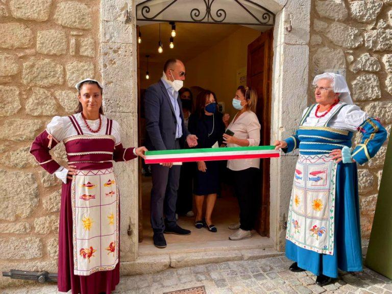 """Inaugurata la Museo Casa Ignazio Silone, Zauri: """"Grazie a tutti coloro che hanno partecipato alla realizzazione del progetto"""""""