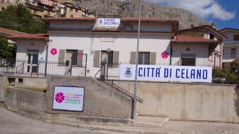 Celano, operativo il centro vaccinale comunale