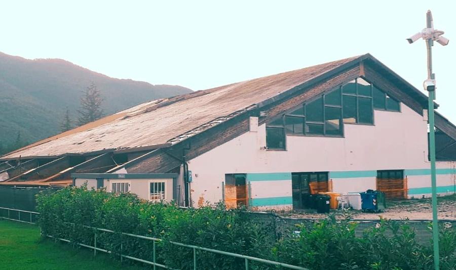 """Ottenuto finanziamento per la nuova palestra di Collelongo, Salucci: """"Lavoriamo per trovare i fondi per finanziare completamente l'opera"""""""