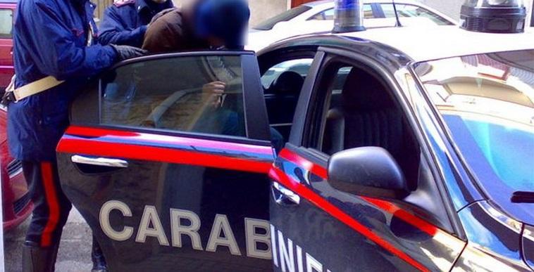 arresto carabinieri eroina