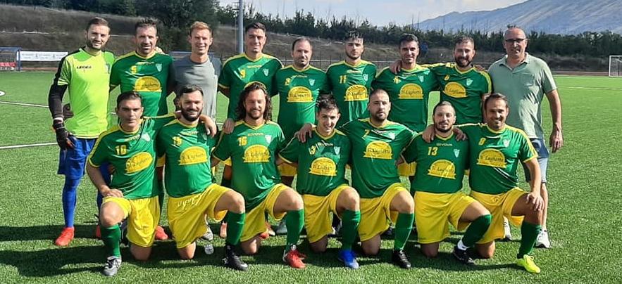Coppa Abruzzo, il Caruscino trova il primo successo contro la Marsicana