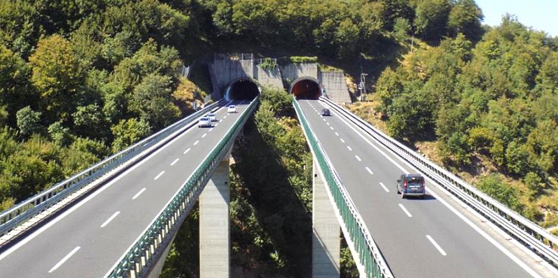 Messa in sicurezza di A24 e A25, il Ministero delle Infrastrutture stanza un miliardo di euro