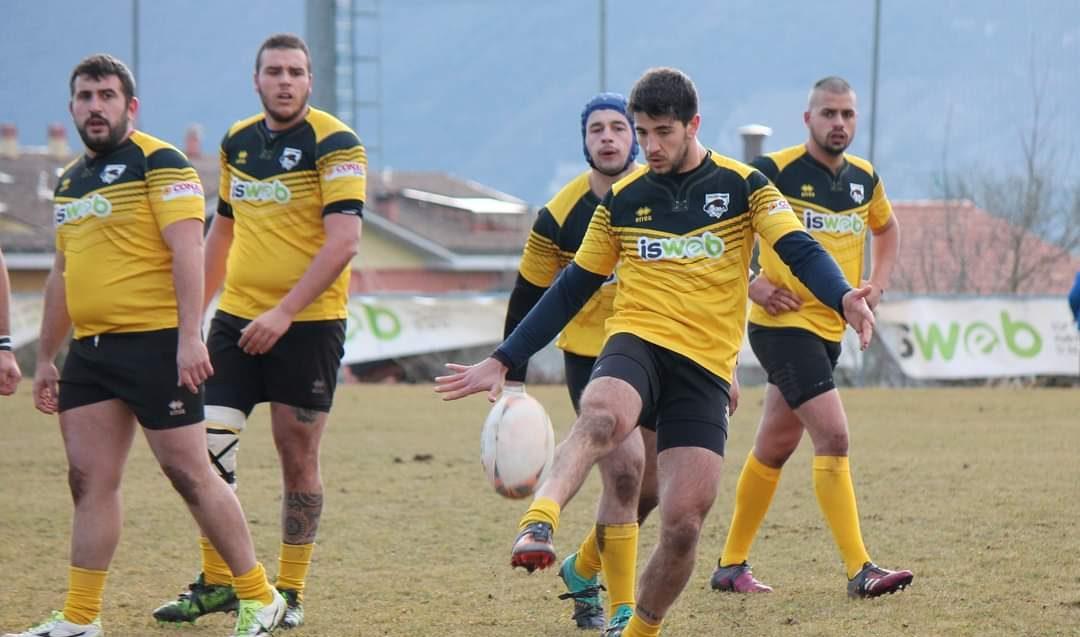 ISWEB Avezzano Rugby: amichevole in vista del derby col Paganica alla prima di campionato