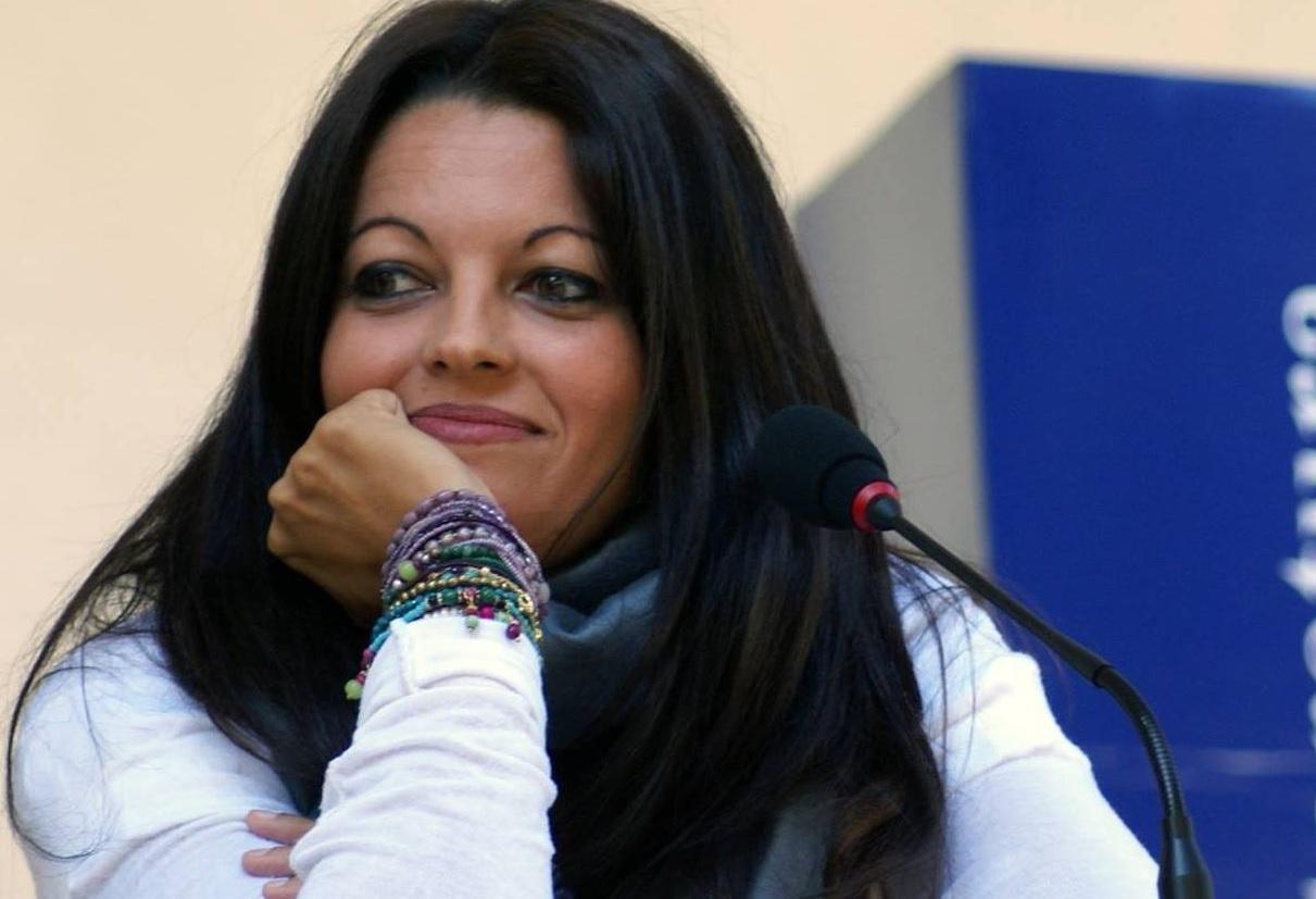 Barbara Schiavulli ad Avezzano