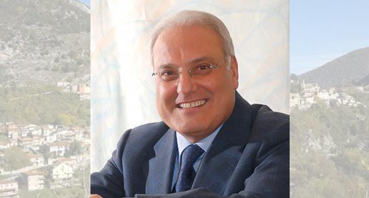 Il sindaco di Capistrello, Franco Ciciotti, ricoverato per covid