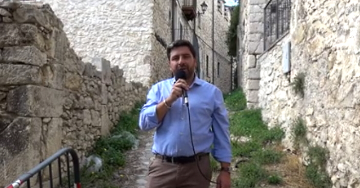 """La lista SiAmo Ovindoli rileva lo stato di abbandono del territorio. Ciminelli: """"in un video la realtà dei fatti"""""""