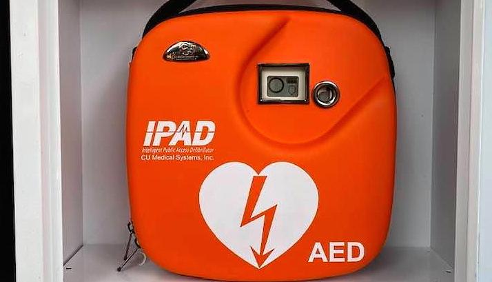 Installati dei defibrillatori nel territorio comunale di Cerchio