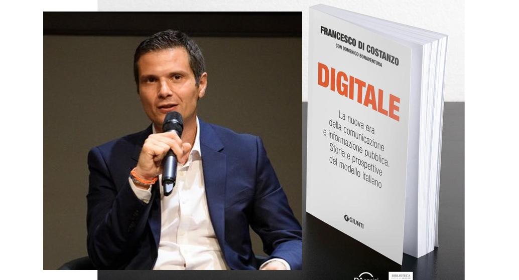 """Con """"Digitale"""" spazio alla comunicazione pubblica. Giovedì la presentazione del libro ad Avezzano"""