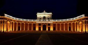 Giornata nazionale per la sicurezza delle cure e della persona assistita: Palazzo dell'Emiciclo si illumina di arancione