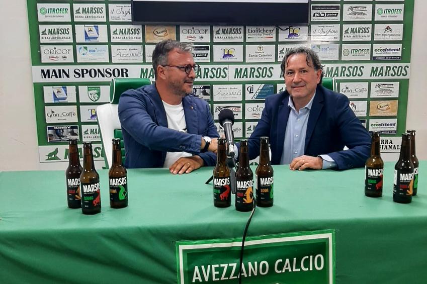 Maurizio Pendenza è il nuovo Direttore Commerciale dell'Avezzano Calcio