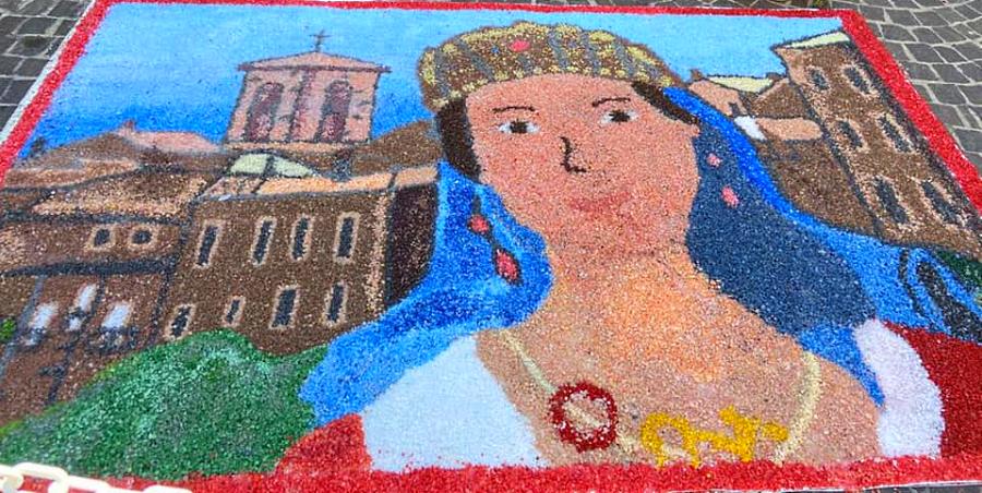 Festa per Santa Costanza, protettrice di Rosciolo dei Marsi
