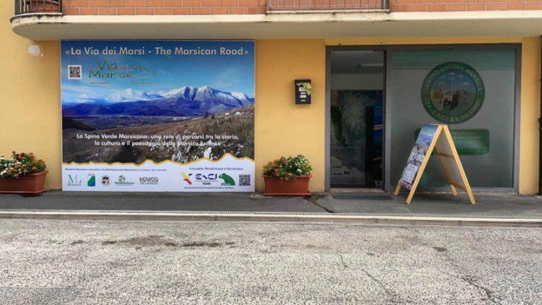 """Nuovi orari di apertura per l'Infopoint de """"La Via dei Marsi"""" ad Avezzano"""