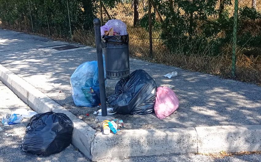 """Di Bastiano del CGC: """"Cestini per i rifiuti stracolmi danneggiano l'immagine della città"""""""