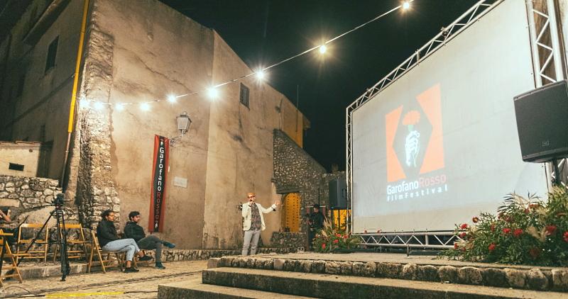 Garofano Rosso Film Festival, il Comune di Massa d'Albe ringrazia Paolo Santamaria