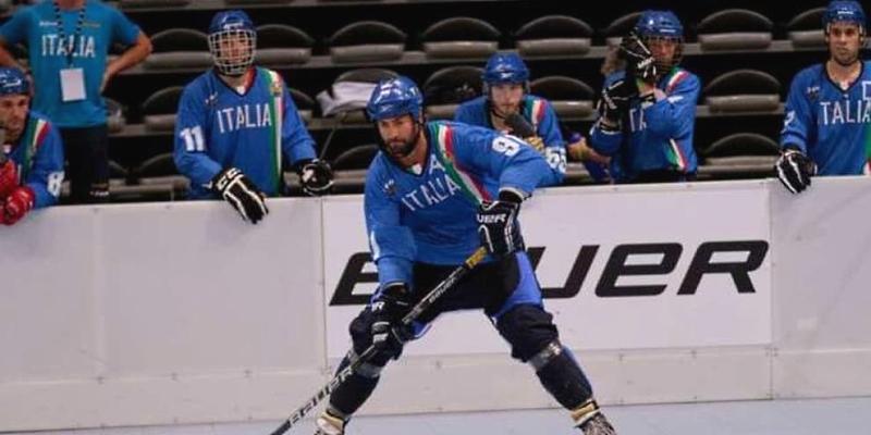 Si tengono in Abruzzo i campionati mondiali di hockey inline