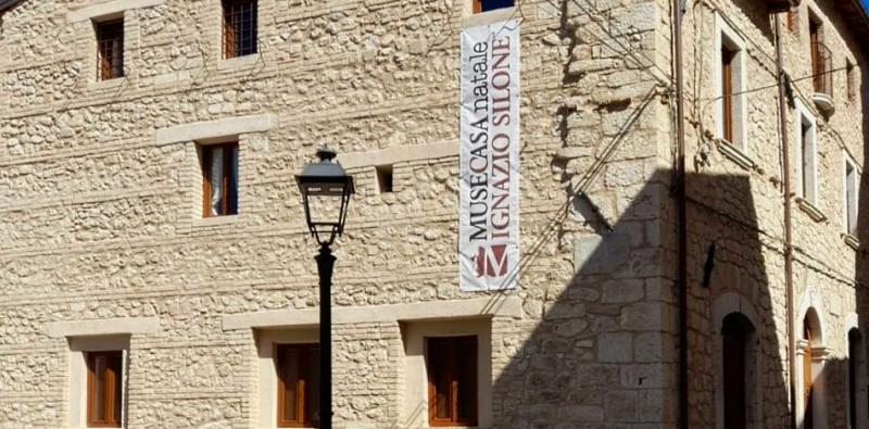 Il TG1 dedica un servizio all'inaugurazione del Museo Casa Natale Ignazio Silone